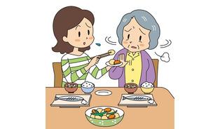 認知症によって食行動が変化=病気の理解で介護負担も軽減