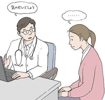 長引く症状、検査でも原因不明=...