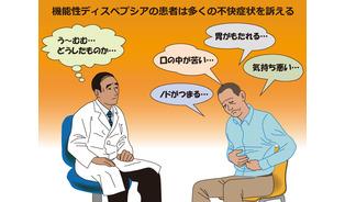 原因不明? 炎症ないのに胃痛や胸焼け=薬物治療で効果、生活改善も重要―機能性ディスペプシア
